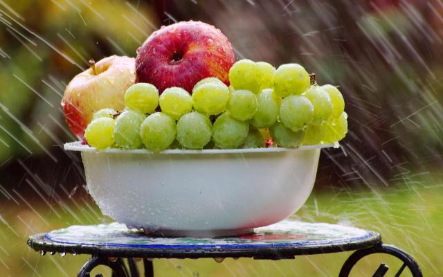 Owoce Ducha